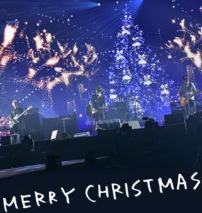 2017-12-25_190211-285x300 バンプからのクリスマスプレゼント!公式HPにて「Merry Christmas」のライブ映像が公開!